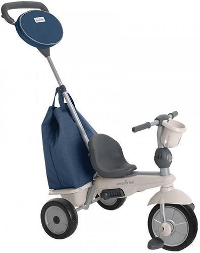Велосипед Smart Trike 4в1 Voyage Blue (9)