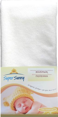 Пеленка SUPER SUNNY водонепроницаемая 50х60 (4)