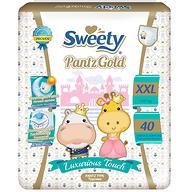Трусики Sweety Pantz GOLD Size XXL 17-25 кг 40 шт