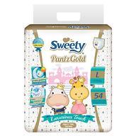 Трусики Sweety Pantz GOLD Size L 11-15 кг 54 шт