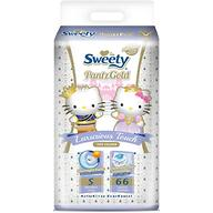 Трусики Sweety Pantz GOLD Size S 3-6 кг 66 шт