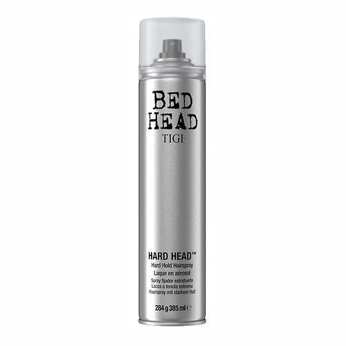 Лак для суперсильной фиксации TIGI Bed Head Hard Head 385 ml (1)