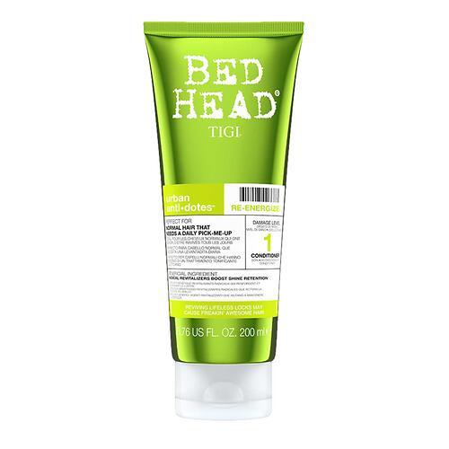 Кондиционер для нормальных волос TIGI Bed Head Urban Anti+dotes Re-Energize уровень-1 200 ml (1)