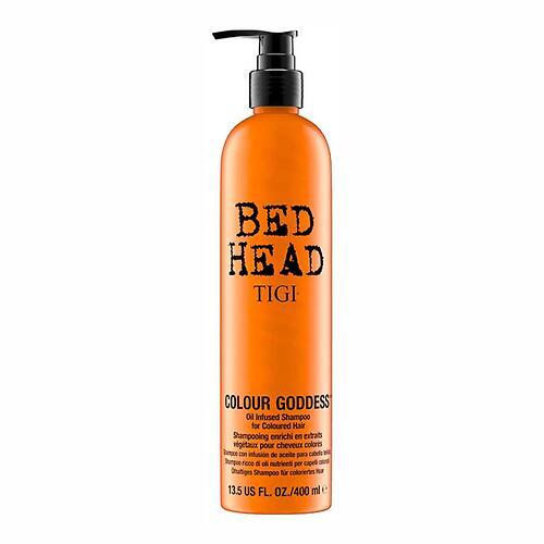 Шампунь для окрашенных волос TIGI Bed Head Colour Goddess 400 ml (1)