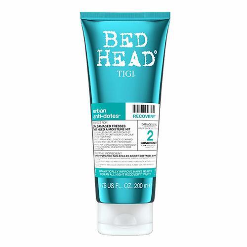 Кондиционер для поврежденных волос TIGI Bed Head Urban Anti+dotes Recovery уровень-2 200ml (1)