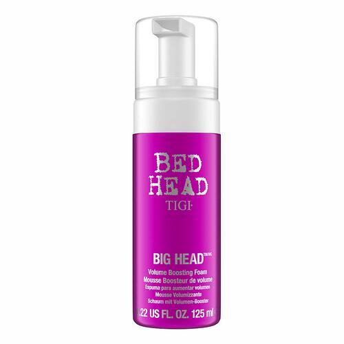 Легкая пена для придания объема волосам TIGI Bed Head Big Head 125мл (1)