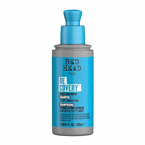 Увлажняющий шампунь TIGI Bed Head для сухих и поврежденных волос Recovery 100мл (1)