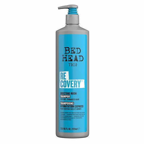Увлажняющий шампунь TIGI Bed Head для сухих и поврежденных волос Recovery 970мл (1)