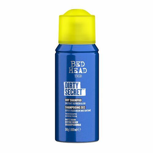 Очищающий сухой шампунь TIGI Bed Dirty Secret 100мл (1)