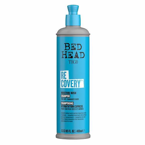 Увлажняющий шампунь TIGI Bed Head для сухих и поврежденных волос Recovery 400мл (1)