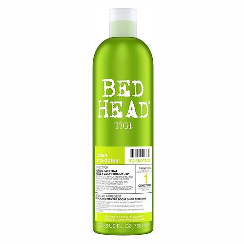 Кондиционер для нормальных волос TIGI Bed Head Urban Anti+dotes Re-Energize уровень 1 750ml (1)