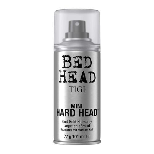 Лак TIGI Bed Head Hard Head суперсильной фиксации волос TIGI TRAVEL SIZE 101 ml (1)