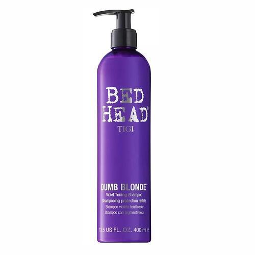 Шампунь-корректор цвета TIGI Bed Head Dumb Blonde 400 ml (1)