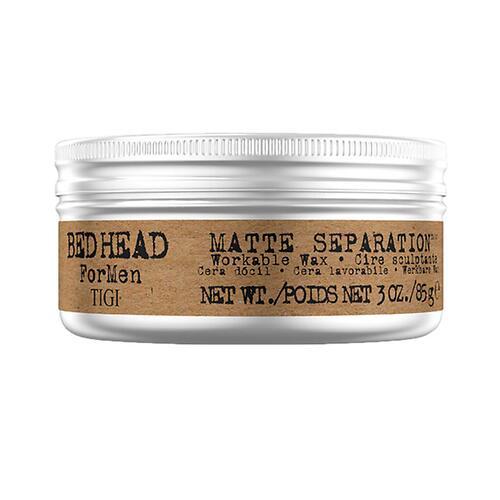 Воск для волос TIGI Bed Head for Men Matte Separation Workable Wax 85 g (1)