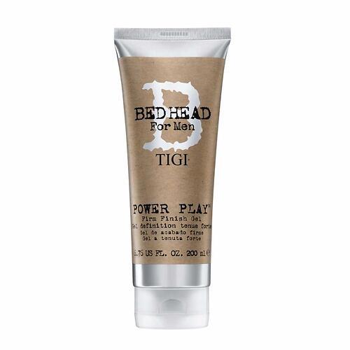 Гель для волос сильной фиксации TIGI Bed Head for Men Power Play Firm Finish Gel 200 ml (1)