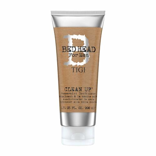Мятный кондиционер для волос TIGI Bed Head for Men Clean Up Peppermint Conditioner 200 ml (1)