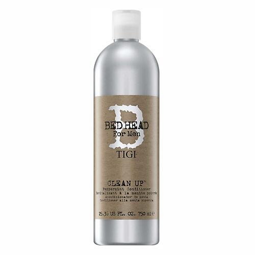 Мятный кондиционер для волос TIGI Bed Head for Men Clean Up Peppermint Conditioner 750ml (1)