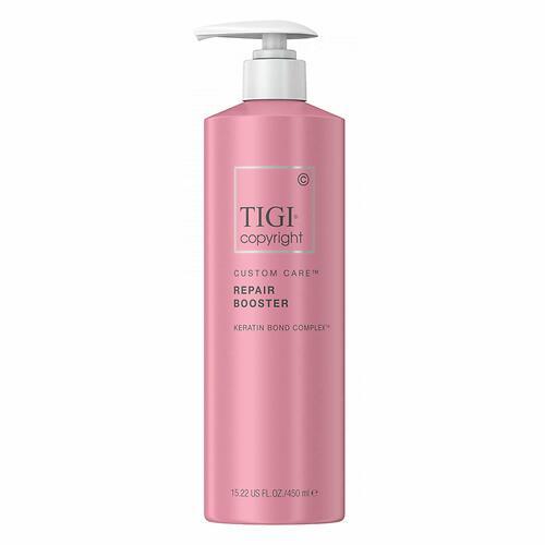 Концентрированный крем-бустер для волос восстанавливающий TIGI Copyright Custom Care™ REPAIR BOOSTER 450мл (1)