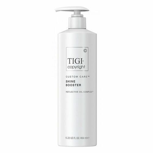 Концентрированный крем-бустер для волос, усиливающий блеск TIGI Copyright Custom Care™ Shine Booster 450мл (1)