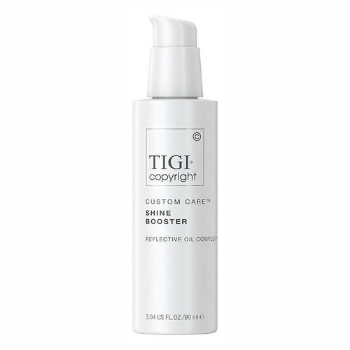 Концентрированный крем-бустер для волос, усиливающий блеск TIGI Copyright Custom Care™ Shine Booster 90мл (1)