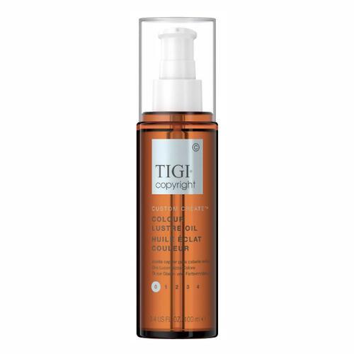 Масло для защиты цвета окрашенных волос TIGI Copyright Custom Care™ COLOUR LUSTRE OIL 100мл (1)