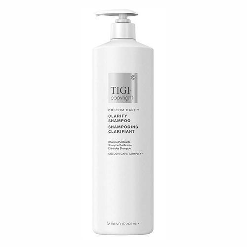 Очищающий шампунь для волос TIGI Copyright Custom Care™ CLARIFY SHAMPOO 970мл (1)