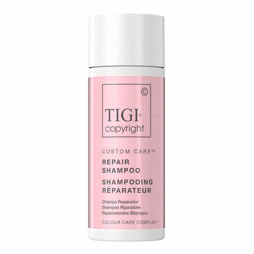 Шампунь для волос восстанавливающий TIGI Copyright Custom Care™ REPAIR SHAMPOO 12X50МЛ TRAVEL SIZE (1)