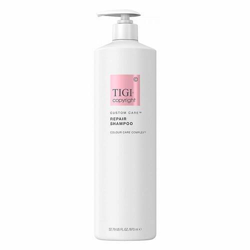 Шампунь для волос восстанавливающий TIGI Copyright Custom Care™ REPAIR SHAMPOO 970мл (1)