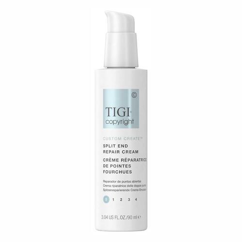 Восстанавливающий крем против ломких секущихся волос TIGI Copyright Custom Care™ SPLIT END REPAIR 90 мл (1)