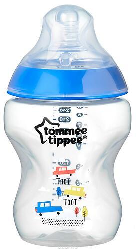 Бутылочка Tommee Tippee 260 мл 0+ 42250175 (1)