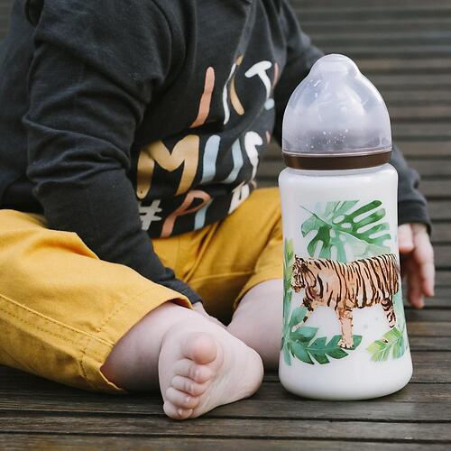Бутылочка для кормления Tommy Lise Midday Walk с 3 мес 125мл (4)