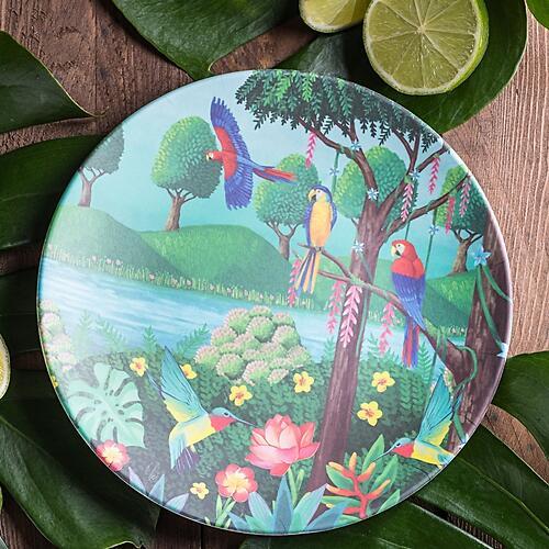 Тарелка Tommy Lise Bird Paradise (5)