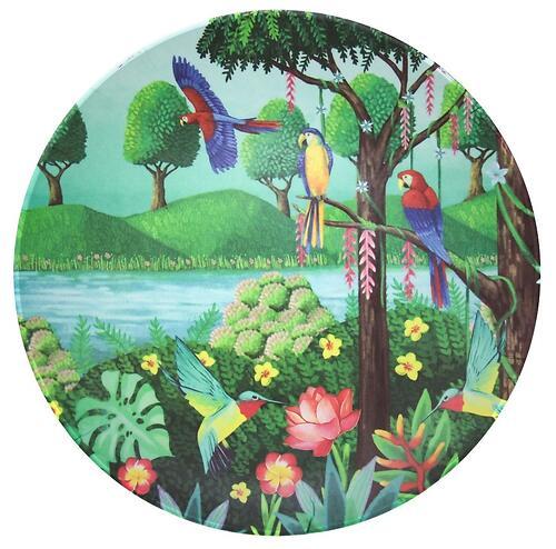Тарелка Tommy Lise Bird Paradise (4)