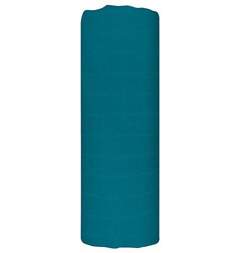 Муслиновая пеленка Tommy Lise Foggy Blue 120х120см (4)