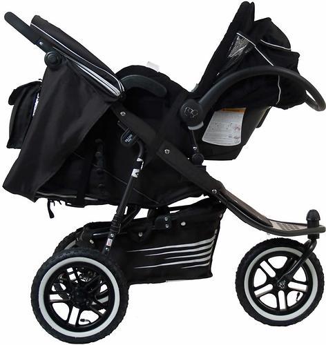 Адаптер Valco Baby для Maxi Cosi на коляски Tri Mode X, Quad X, Zee (4)