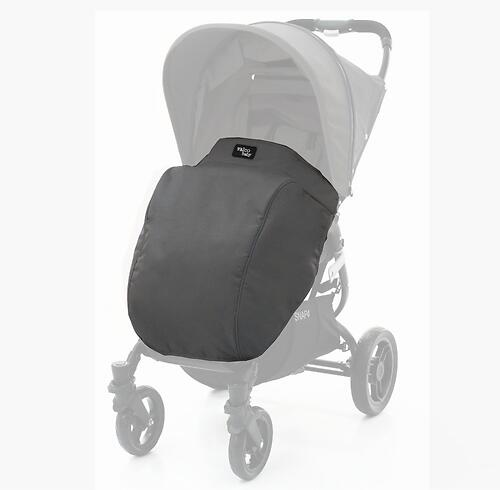Накидка на ножки Valco baby Boot Cover Snap, Snap 4 Dove Grey (1)