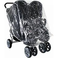 Дождевик Valco baby Raincover Ion For 2 & Zee Two