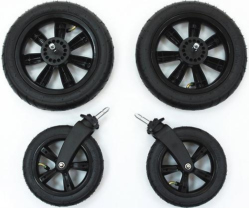 Комплект надувных колес Valco baby Sport Pack для Snap 4 Trend Black (4)