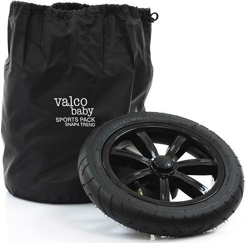 Комплект надувных колес Valco baby Sport Pack для Snap 4 Trend Black (5)