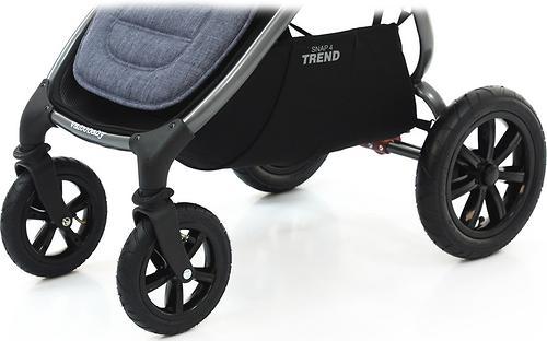 Комплект надувных колес Valco baby Sport Pack для Snap 4 Trend Black (6)