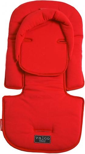Вкладыш Valco baby All Sorts Seat Pad, цвет Cherry (3)