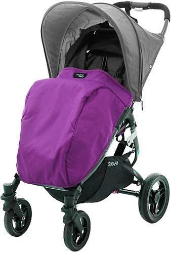 Накидка на ножки Valco Baby Boot Cover на Snap, Snap4, Snap Duo, цвет Deep purple (1)