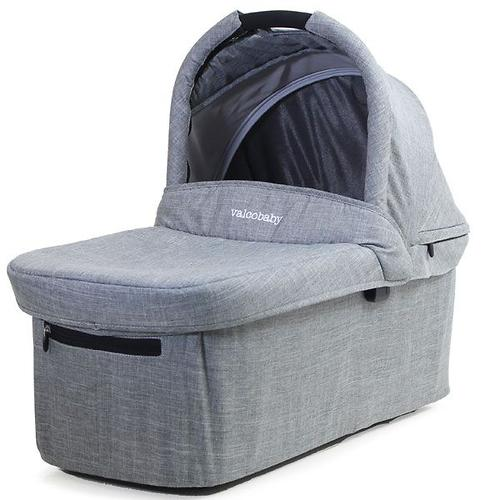 Люлька Valco baby External Bassinet для Snap Trend, Snap 4 Trend, Ultra Trend цвет Grey Marle (9)
