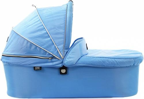 Люлька Valco baby External Bassinet для Snap Duo Powder Blue (4)