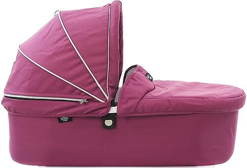 Люлька Valco baby External Bassinet для Snap Duo Tailormade Wine (4)