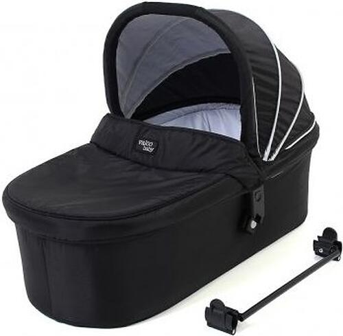 Люлька Valco baby External Bassinet для Snap Duo Tailormade Wine (5)
