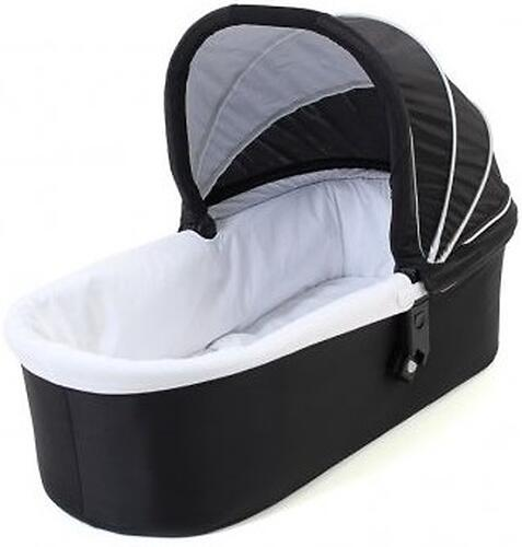 Люлька Valco baby External Bassinet для Snap Duo Tailormade Wine (6)