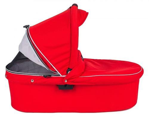 Люлька Valco baby Q Bassinet для Trimod X, Snap 4 Ultra, Quad X цвет Fire Red (7)