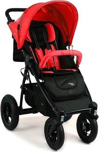 Коляска Valco baby Quad Х цвет Carmine red (6)
