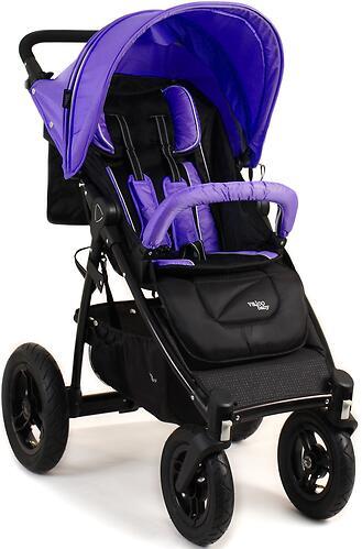 Коляска Valco baby Quad Х цвет Deep purple (6)